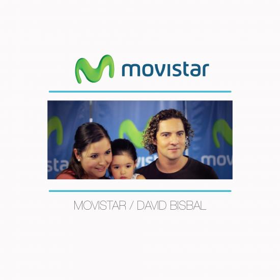 Movistar David Bisbal