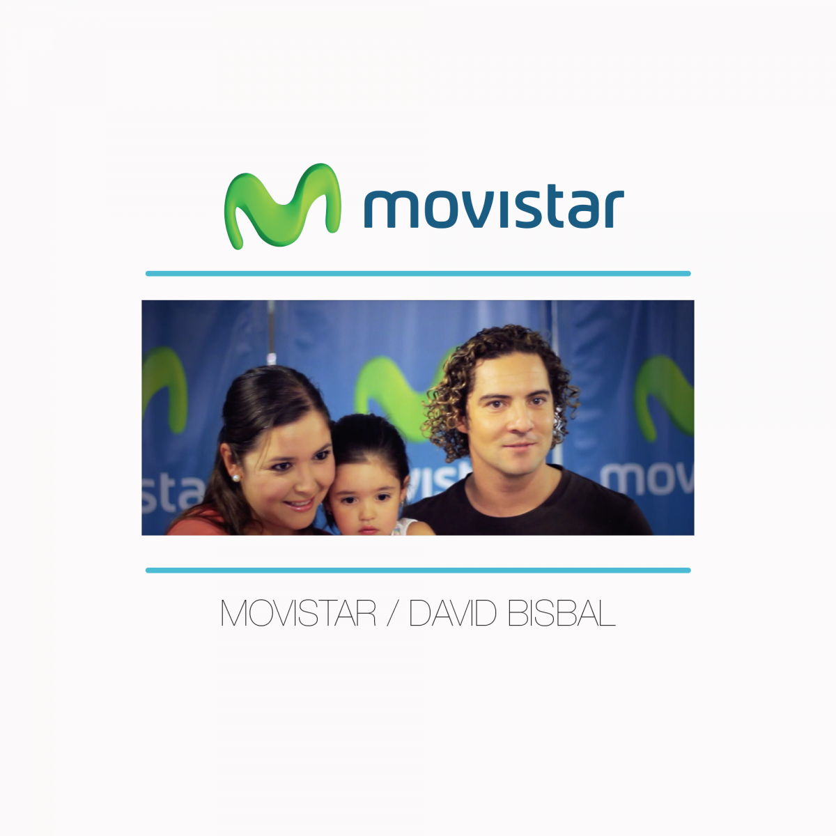 Movistar David Bisbal